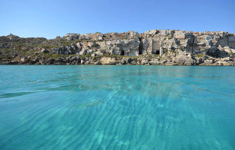Sea of Favignana